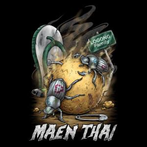 Maen Thai dari Ecko Show