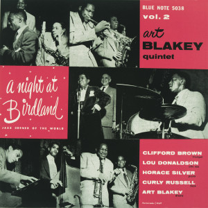 A Night At Birdland, Vol. 2 2001 Art Blakey Quintet