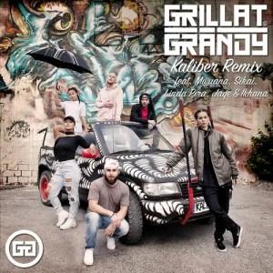 Album Kaliber (Remix) from Grillat & Grändy