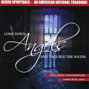 Album Negro Spirituals - An American National Treasure from Oral Moses