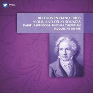 Jacqueline Du Pre的專輯Beethoven: Piano Trios, Violin & Cello Sonatas
