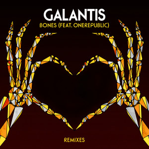 Listen to Bones (feat. OneRepublic) [Steff da Campo Remix] song with lyrics from Galantis
