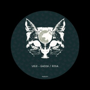 Album Gazon / Kosa from Vele