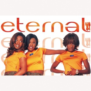 Album Power Of A Woman/Club #1 from Eternal