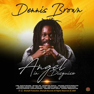 Album Angel in Disguise from Dennis Brown