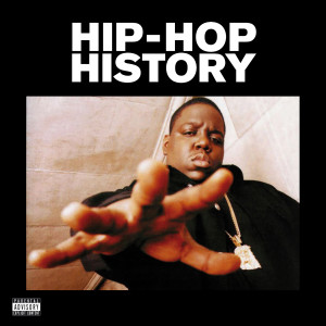 Album Hip-Hop History from Various Artists