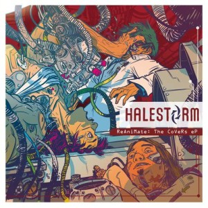 Listen to All I Wanna Do Is Make Love to You (EP Version) song with lyrics from Halestorm