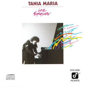 Album Love Explosion from Tania Maria