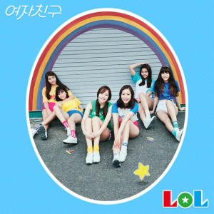 GFRIEND的專輯GFRIEND The 1st Album 'LOL'