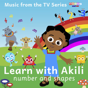 Album Learn with Akili: Numbers and Shapes from Akili and Me
