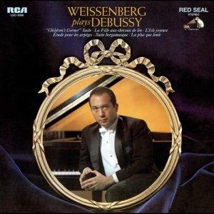 Alexis Weissenberg plays Debussy