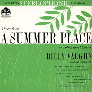 Album Theme From A Summer Palace from Billy Vaughn And His Orchestra