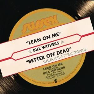 Album Lean On Me (Digital 45) from Bill Withers