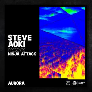 Album Aurora from Steve Aoki