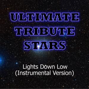 Ultimate Tribute Stars的專輯Bei Maejor - Lights Down Low (Instrumental Version)