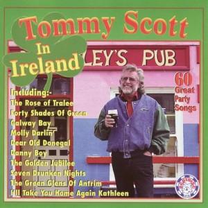 Album Tommy Scott in Ireland from Tommy Scott