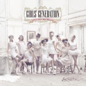 少女時代的專輯Girls' Generation