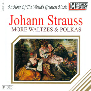 Orchester Der Wiener Volksoper的專輯More Waltzes and Polkas