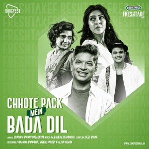 Album Chhote Pack Mein Bada Dil from Shaan