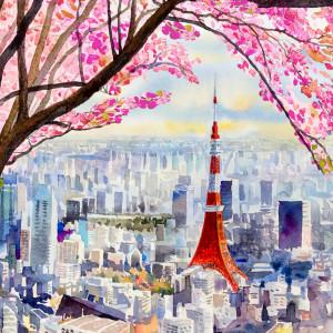 Acerting Art的專輯Japan Ambient Sounds (A Journey Through Tokyo)