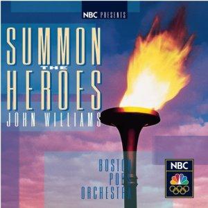 Album Summon the Heroes from John Williams