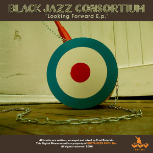 Album Looking Forward EP from Black Jazz Consortium