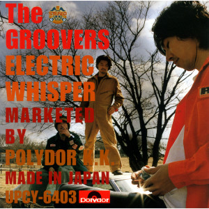 Album Electric Whisper from The Groovers