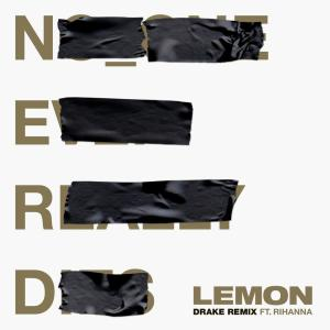Rihanna的專輯Lemon (Drake Remix)
