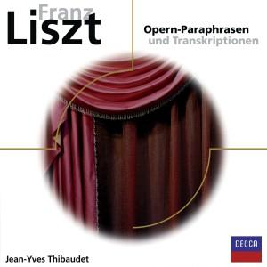 Jean-Yves Thibaudet的專輯Opern-Paraphrasen und Transkriptionen (Eloquence)