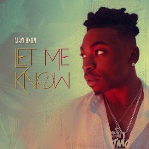 Album Let Me Know from Mayorkun