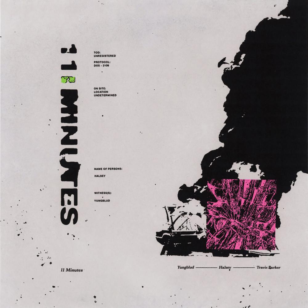 11 Minutes 2019 Yungblud; Halsey; Travis Barker