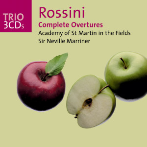 Album Rossini: Complete Overtures from Academy of St Martin-in-the-Fields Chorus
