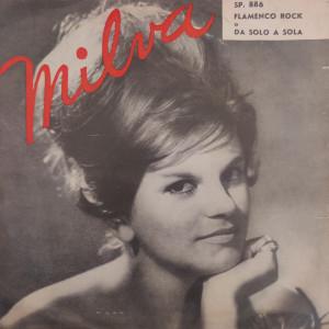 Album Flamenco Rock from Milva