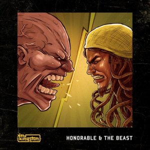 Album Honorable & The Beast from New Kingston