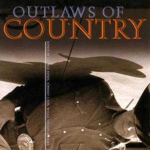 Album Outlaws of Country from Country Mix Series