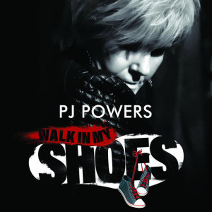 Album Walk in My Shoes from PJ Powers