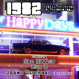 Happy Days (feat. Mac Miller, Bun B & Shawn Stockman of Boyz 2 Men) (Explicit)