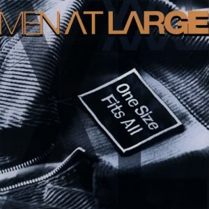 Album One Size Fits All from Men At Large