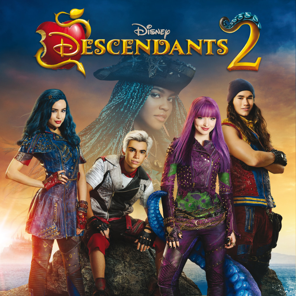 "Better Together (From ""Descendants: Wicked World"") 2017 Dove Cameron; Sofia Carson"