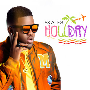 Album Holiday from Skales