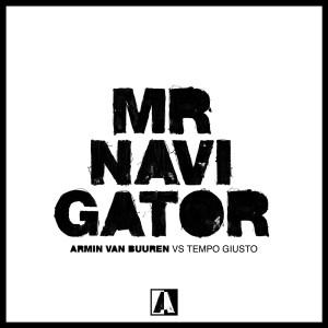 Armin Van Buuren的專輯Mr. Navigator