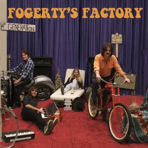 Album Fogerty's Factory from John Fogerty