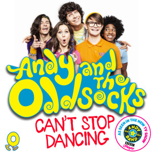 Andy And The Odd Socks的專輯Can't Stop Dancing