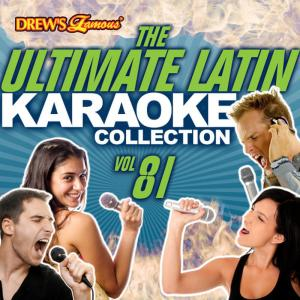 The Hit Crew的專輯The Ultimate Latin Karaoke Collection, Vol. 81