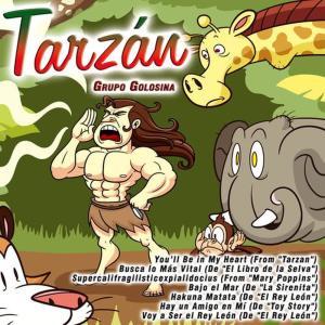 Grupo Golosina的專輯Tarzan
