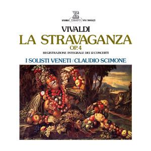 Claudio Scimone的專輯Vivaldi: La stravaganza, Op. 4