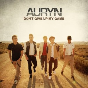 Auryn的專輯Don't give up my game