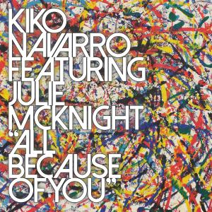 Album All Because of You from Kiko Navarro