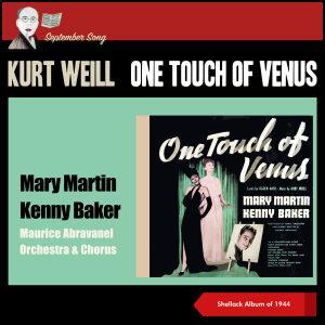 Album Kurt Weill: One Touch of Venus (Shellack Album of 1944) from Mary Martin