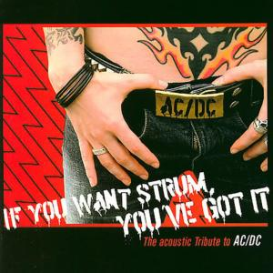 Album If You Want Strum, You've Got It from AC/DC Tribute Band